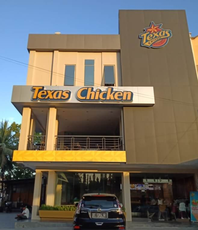 About texas chicken
